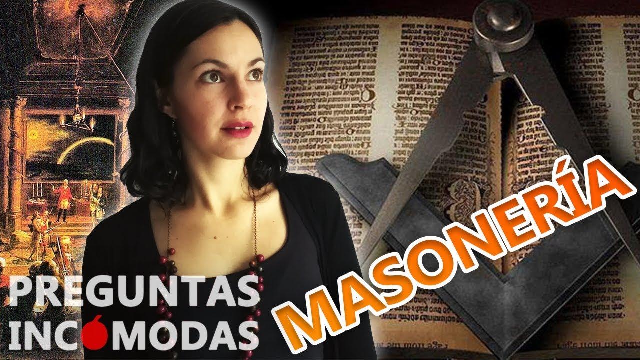 5 preguntas incómodas sobre la masonería