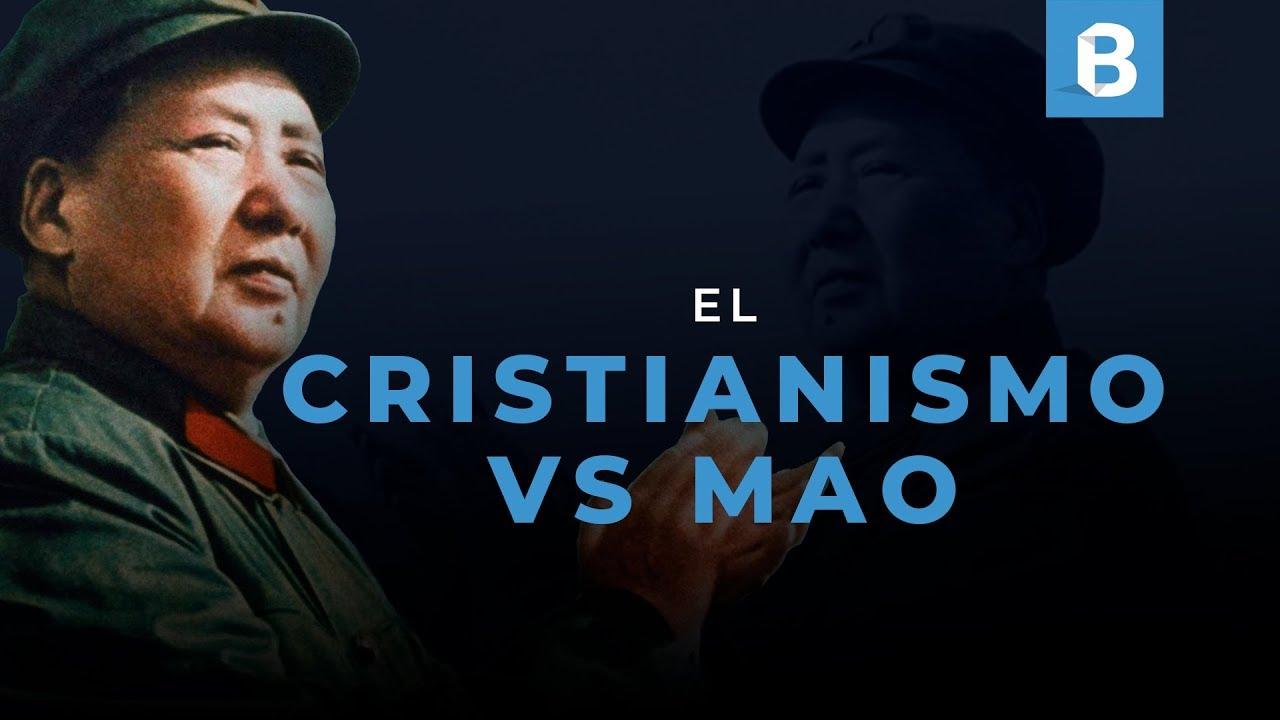 ¿Qué pasó con el CRISTIANISMO en CHINA durante el periodo de MAO? (Bite)